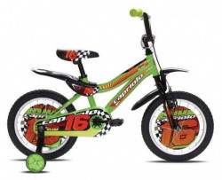 "Capriolo Kid 16"" ht zeleno ( 917117-16 )"