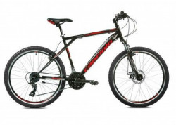 "Capriolo MTB Adrenalin 26""/21ht crno-crveni bicikl ( 919431-20 )"