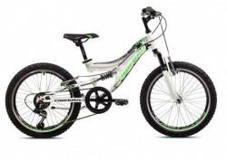 "Capriolo MTB ctx200 20""/6ht belo-crni Bicikl ( 919331-11 )"