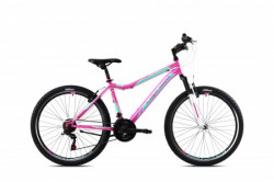 Capriolo mtb diavolo dx 600fs pink-tirk ( 921367-17 )