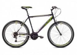 """Capriolo MTB Passion m 26""""/18ht crno-zeleni bicikl ( 919371-19 )"""