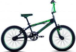"""Capriolo Totem bicikl 20"""" crno-zeleni Ht ( 916155-20 )"""