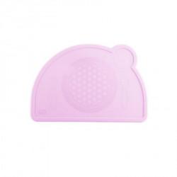 Chicco silikonski tanjir, roze ( A049970 )
