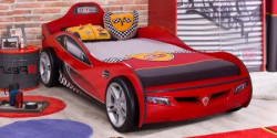 Cilek Coupe auto krevet crveni 90x190 cm ( 20.03.1304.00 )