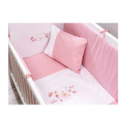 Cilek Llittle love bebi set posteljina (50x100 cm) ( 21.03.4178.00 )