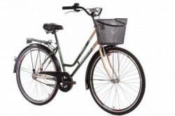 "CITY Bicikla Classic 28"" zelena/zlatna ( 460097 )"