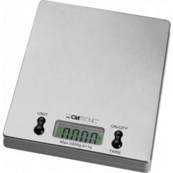 Clatronic KW 3367 kuhinjska vaga 5kg LCD display stainless steel