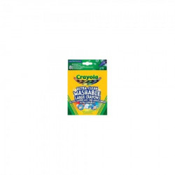 Crayola perive vostane bojice 8 kom ( GAP256317 )