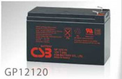 CSB UPS baterija 12V-12 Ah GP12120 F2