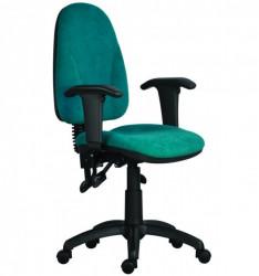 Daktilo stolica - SYNERGOS LX ( eko koža u više boja )