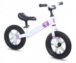 """Dečiji bicikl BALANCE BIKE 12"""" bela/ljubičasta ( 540203 )"""
