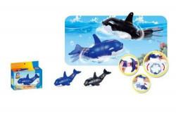 Delfin plivač - više boja ( 22/33008 )