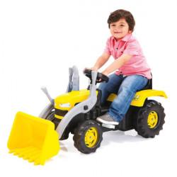 Dolu Traktor na pedale sa kašikom ( 080516 )