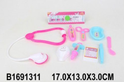 Dr.set u kesi Baby Nurse 17x13x3 ( 1691311 )