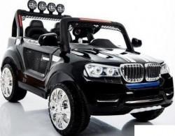 Džip BMW 304 Dvosed na akumulator sa daljinskim upravljanjem - Crni