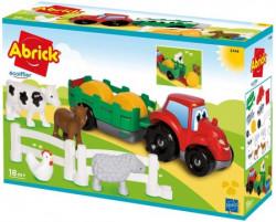 Ecoiffier traktor i farma set ( SM003348 )
