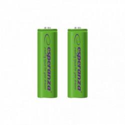 Esperanza EZA103G punjive baterije aa 2000mah 2 kom zelene