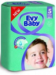 Evybaby pelene standard 5 junior 20kom ( A002784 )
