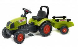 Falk Toys Traktor na pedale sa prikolicom 2040AB
