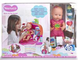 Famosa Nenuco beba sa koferom za putovanje ( 0127428 )