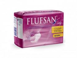 Flufsan lady extra ulošci inkontinenciju 12kom ( A006175 )