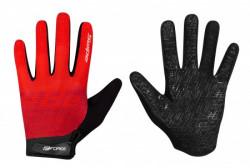 Force rukavice letnje mtb swipe crvene - s ( 905727-S )