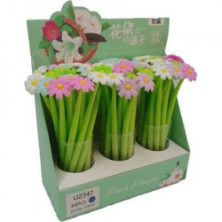 Gel olovka magic flower 54/1 UZ347 ( 57/0347 )