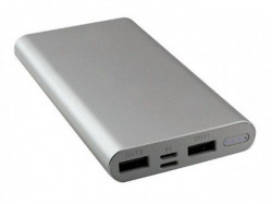 Golf Power bank 10000mAh EDGE10 silver ( 00G60 )