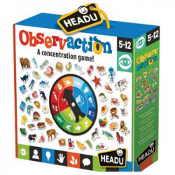 Headu Opservacija - Igra opažanja i koncentracije ( 23122 )
