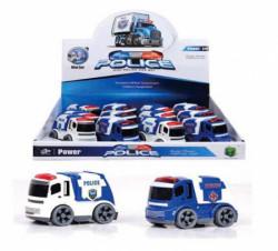HK Mini igračka policijski auto, displej 12 komada ( A042973 )