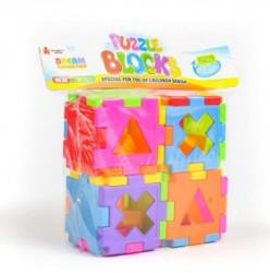 HK mini igračka, sastavi kocke, 4 komada ( A017277 )