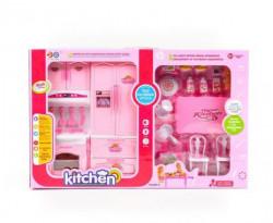 HK Mini kuhinjski set sa svetlom i muzikom veliki ( A018862 )