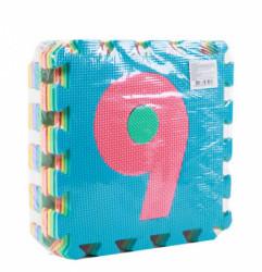 Hk Mini podne puzzle brojevi 10kom ( A015639 )