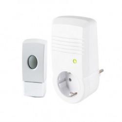 Home bežično kućno zvono sa utičnicom ( DB442 )