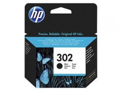 HP 302 Black Ink Cartridge F6U66AE ( Z49302B )