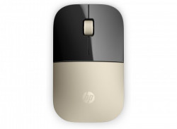 HP Z3700 Wireless Mouse Gold (X7Q43AA)