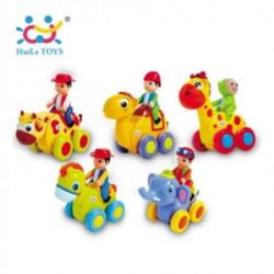 HuiLeToys Igračka Swing animal car 18+ m. ( HT366X )