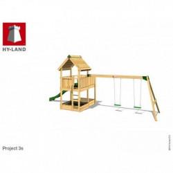 Hy-Land Javno igralište - Projekat 3 sa ljuljaškama