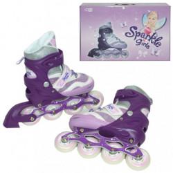 In line skates 31-34 Sparkle ( 18-451000 )