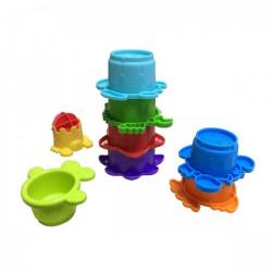 Infantino igračke za kupanje 8kom ( 22115064 )
