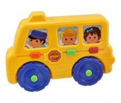 Infunbebe igracka za bebe autobus 6m+ ( LS013 )