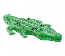Intex Igračka krokodil na naduvavanje 203x114cm. ( 58562 )