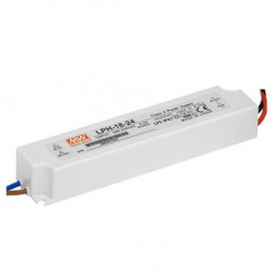 Ispravljač 24V 18W IP67 ( LPH-18-24 )