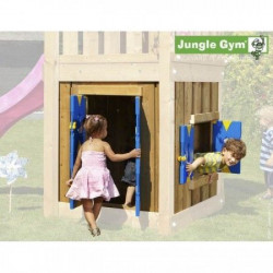 Jungle Gym - Playhouse Modul 125