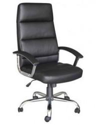Kancelarijska fotelja 6184 - Crna