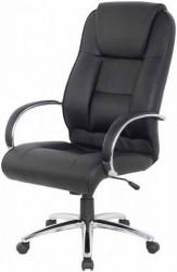 Kancelarijska fotelja EC06 od eko kože - Crna ( 353735 )