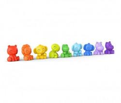 Kids ii bright starts igracka za kupanje tropic animals - 12615 ( SKU12615 )
