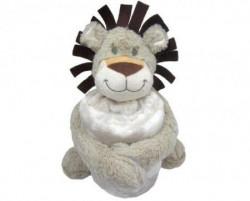 Kikka Boo Set igračka + ćebence Leo ( 31103020042 )