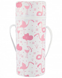 KikkaBoo termos za jednu flašicu pink ( KKB40038 )