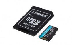 Kingston memorijska kartica SD MICRO 64GB HC +ad UHS-I U3 ( 0705251 )